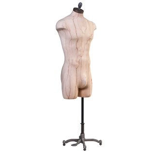 Adjustable Stand Male Mannequin
