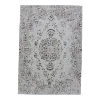 Gray Medallion Vizon Rug - 8'x 11''