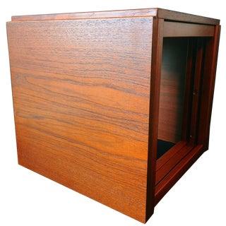Kai Kristiansen Nesting Cube Tables - Set of 3