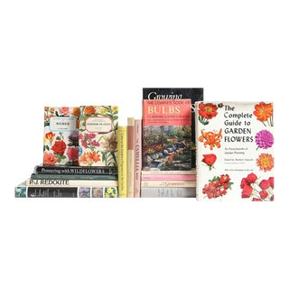 Gardens: Their Color & Fragrance Book Collection - Set of 16
