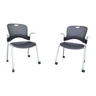 Herman Miller Office Chairs - Pair