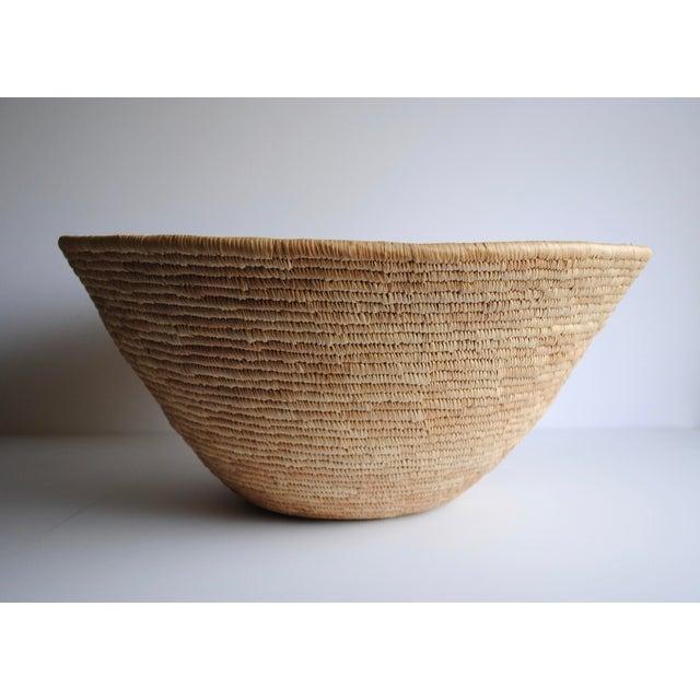 African Woven Baskets: Woven African Basket