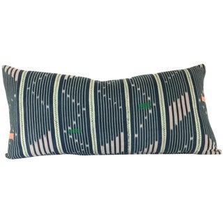 Vintage African Lumbar Pillow