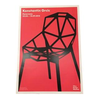 Constantine Grcic Graphic Print