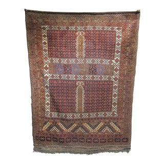 """Vintage Sarreid LTD Tribal Rug - 5' x 6'11"""""""