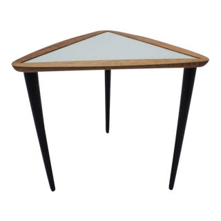 Arthur Umanoff Triangular Side Table