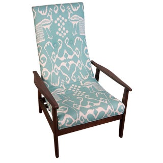 China Seas Danish Lounge Chair