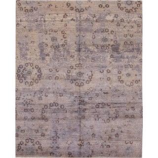 """Apadana Modern Silk Rug - 7'10"""" x 9'10"""""""