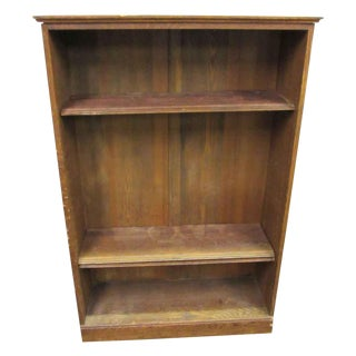 Vintage Wall Bookcase