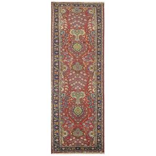 Vintage Persian Tabriz Rug - 2'10'' x 12'