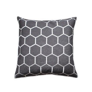 Bleeker Gray Pillow