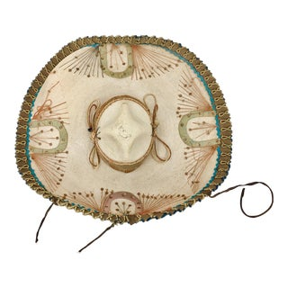 Vintage Mexican Sombrero Hat