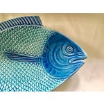 Image of Portuguese Fish Shaped Platter