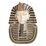 Image of Marble Bust of Egyptian Pharaoh