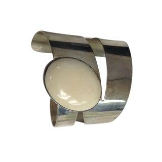 Aaron Rubinstein Sterling Silver Mod Bracelet