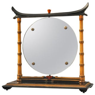 Decorative Mirror designed by James Mont