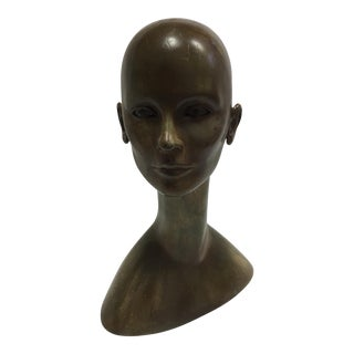 1977 Ara Soner Mannequin Head