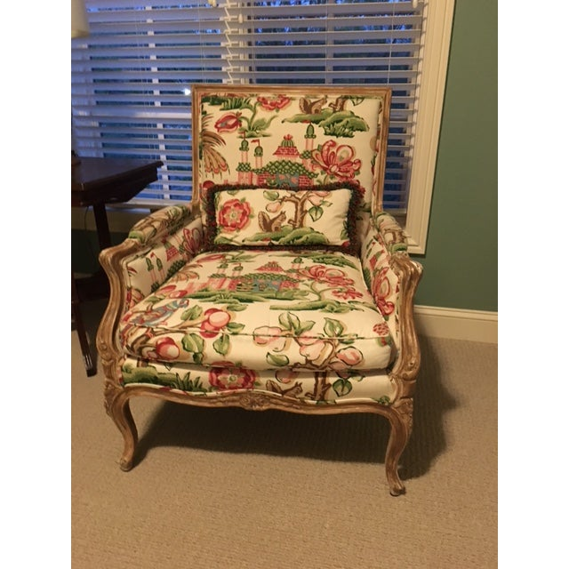 Image of Colorful French Chair