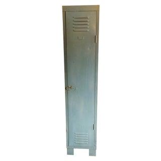 French Vintage 1 Door Locker