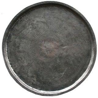 Antique Copper Tray Circa 1800
