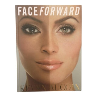 "Kevyn Aucoin ""Face Forward"" Hardcover Make Up Book"