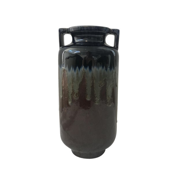 Jungalow Style Clay Vase - Image 1 of 6