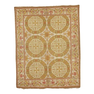 Cuenca Wreath Pattern Carpet