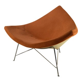 Vintage George Nelson for Herman Miller Coconut Lounge Chair