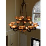Image of Turin Family Bowl Chandelier