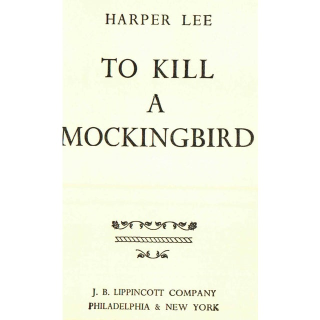 To Kill A Mockingbird by Harper Lee - Image 2 of 3