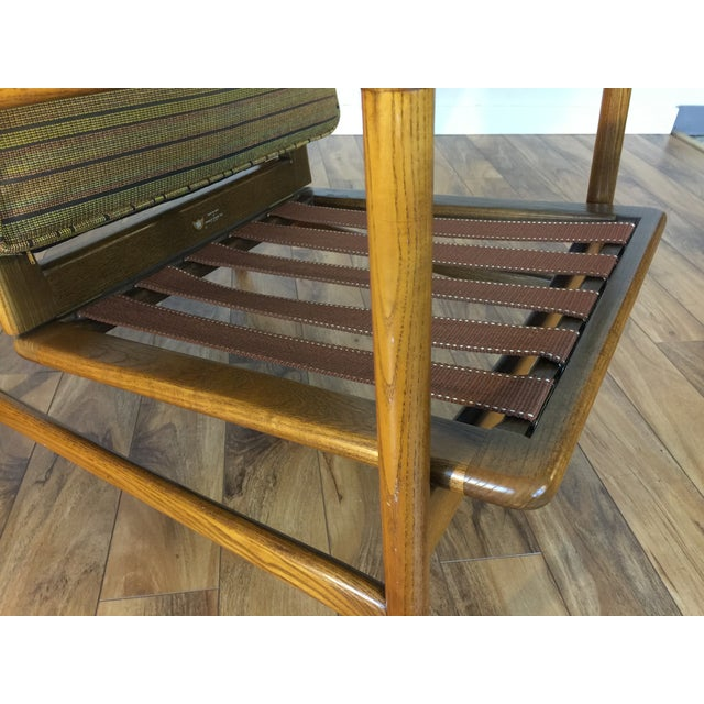 Mid-Century Adjustable High Back Lounge Chair - Image 10 of 11