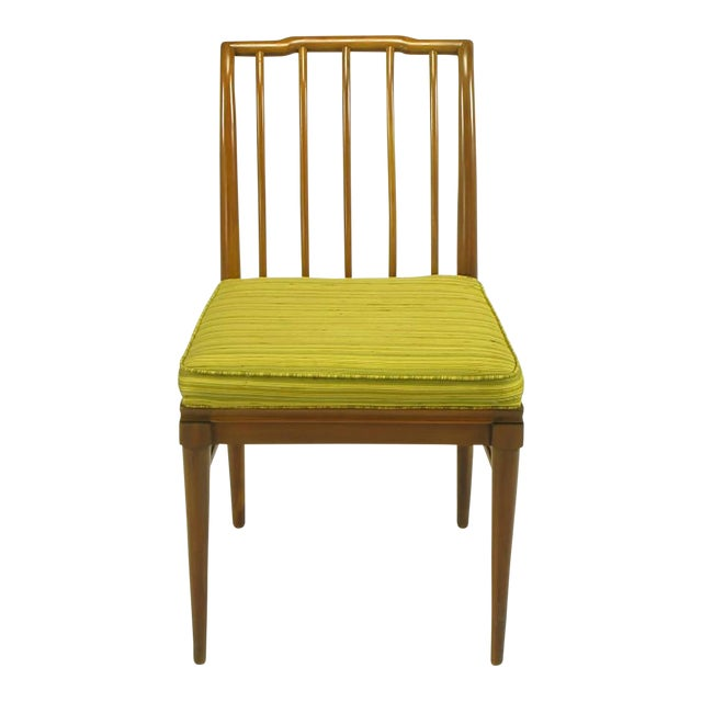 Six J. Stuart Clingman Dining Chairs by John Widdicomb - Image 1 of 10
