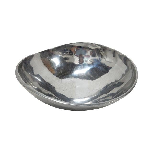Bruce Fox Design Aluminum Bowl - Image 1 of 7