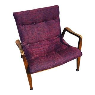 Milo Baughman Original Scoop Chair