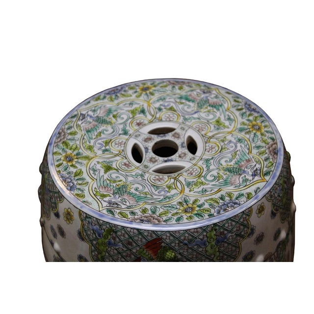 Chinese Porcelain Garden Stool with Scenery - Image 10 of 10