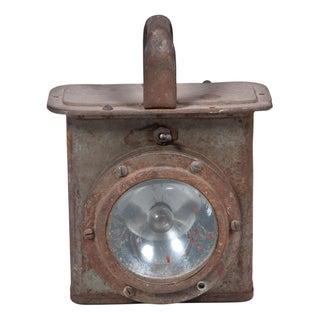 Vintage Industrial Decorative Lantern