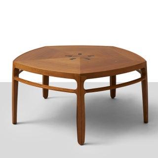 edward wormley Janus series coffee table for Dunbar