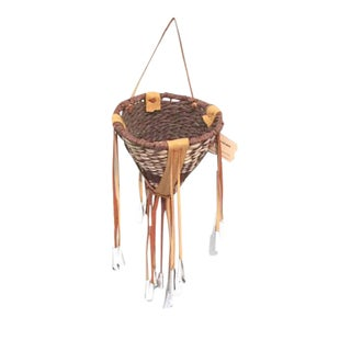 1980s Apache Burden Basket