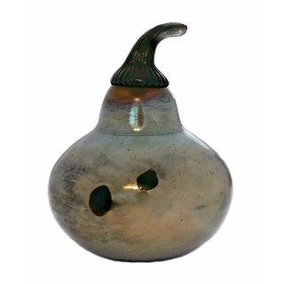 Vintage Kosta Boda Gourd Sculpture