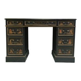 """Chinoiserie Kneehole Desk"""