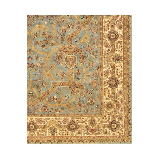 "Pasargad Tabriz Collection Rug - 6'3"" x 9' - Image 2 of 2"