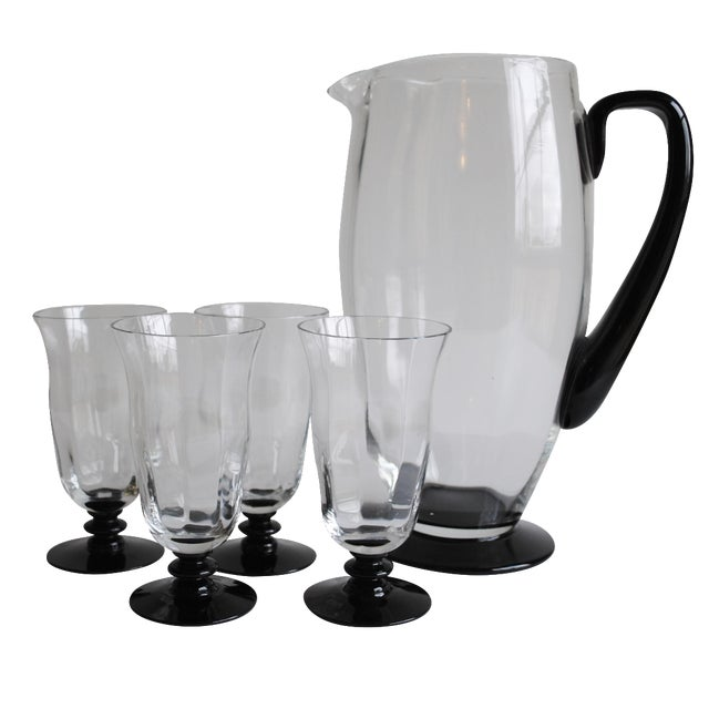 Vintage Cocktail Set 114