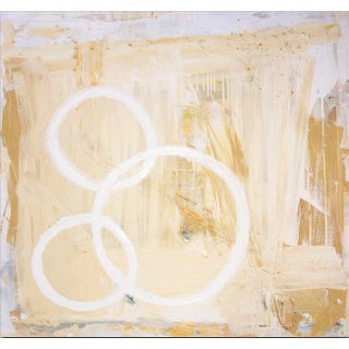 'Genesis' Original Abstract Painting by Linnea Heide