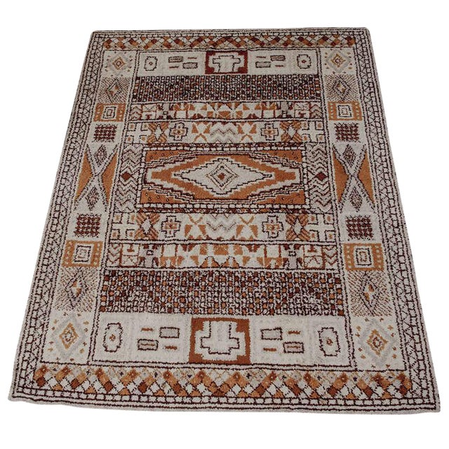 Moroccan Style Portuguese Rug - Image 1 of 10