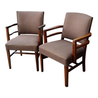 Mid-Century Modern Chairs - A Pair