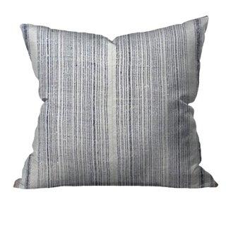 Hmong Stripe Hemp Pillow