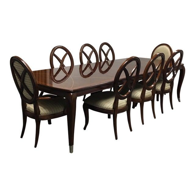 Thomasville Bogart Dining Room Set