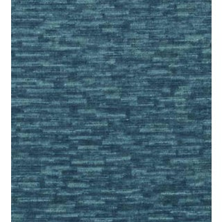 Duralee Dw16158-11 Turquoise Fabric - 5 Yards