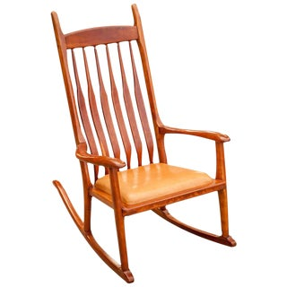 Ed Steckmest Vintage Rocker Chair