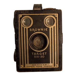 Vintage Brownie Target Six-20 Camera